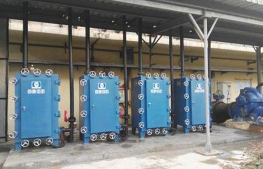 循环水除垢优化系统的原理有哪些