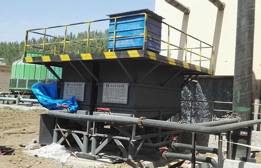 循环水除垢:污水治理离不开袋式过滤器