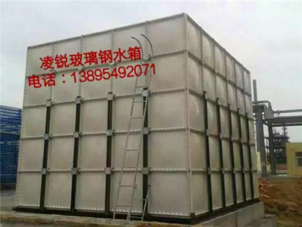 宁夏保温玻璃钢水箱