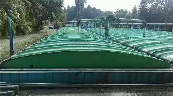 玻璃钢废气收集设备