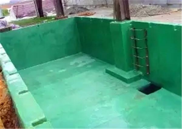 宁夏玻璃钢酸洗池