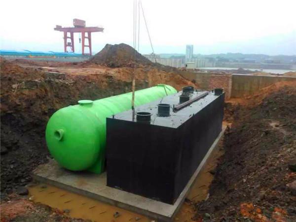 宁夏一体化MBR污水处理设备