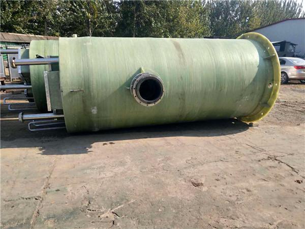 一体化泵站的保养工作——一体化泵站中水泵应如何保养