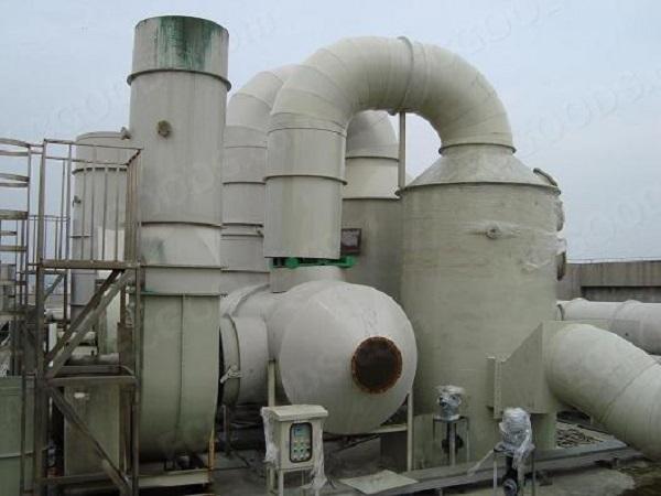 对工业废气处理设备进行安装调试的正确步骤,速来了解