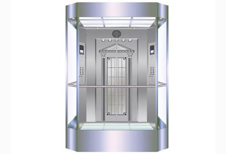 这些情况下都是不适合安装观光电梯的
