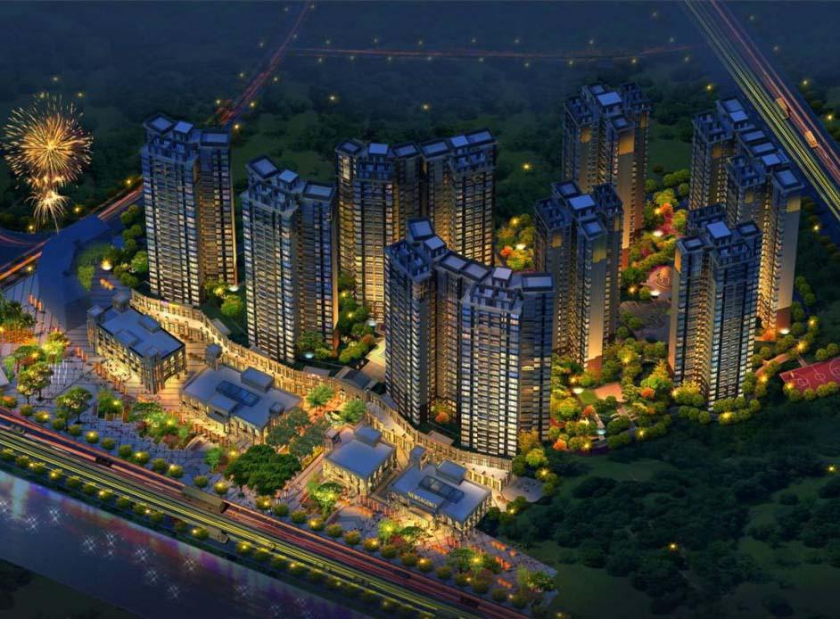 长宁县城市综合体