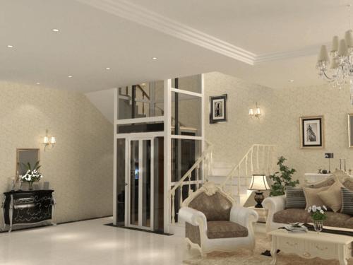 无机房家用别墅电梯,别墅电梯有哪些优势?