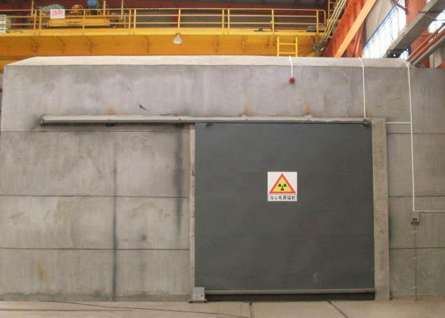 8×16米 X光射线室