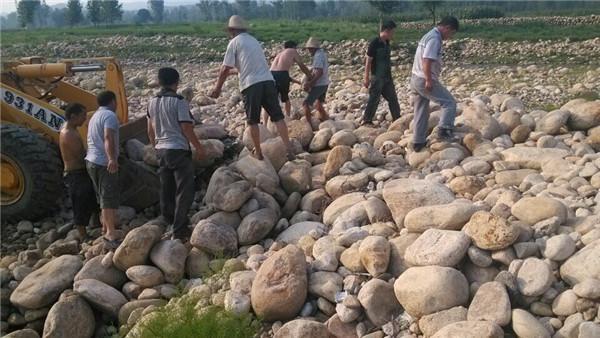 河南鹅卵石加工