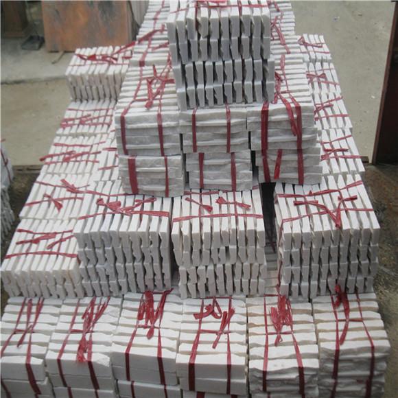 南阳白色文化砖批发 有一种高雅柔和的美,很有艺术气息