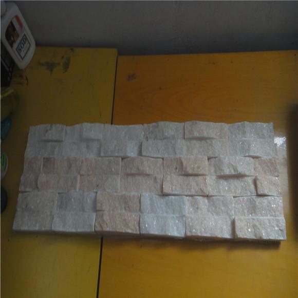 文化石和文化砖 具有粗砺的质感和自然的形态