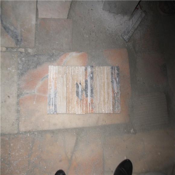 河南文化砖的规格  粗粝的质感组合搭配使墙面富立体感