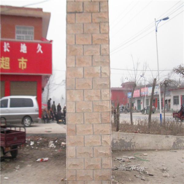 批发农村外墙砖 展示出良好的设计效应