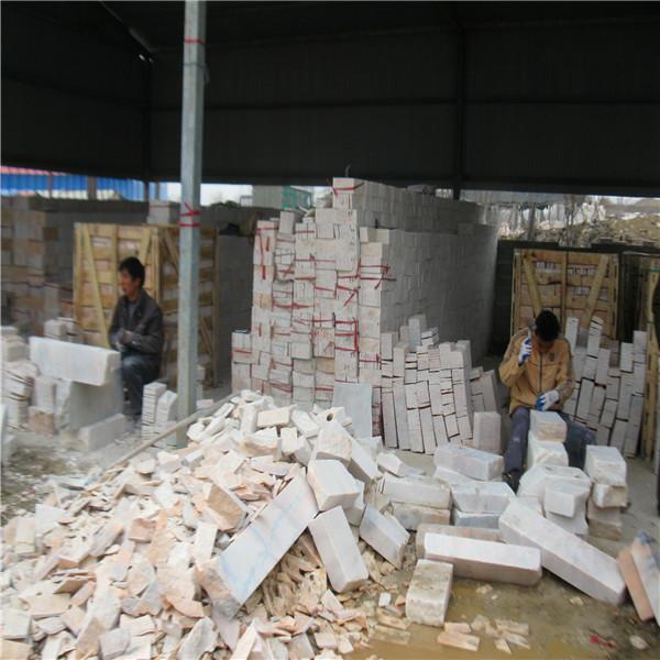 南阳大理石外墙砖的厚度 劈开手法稍有差异