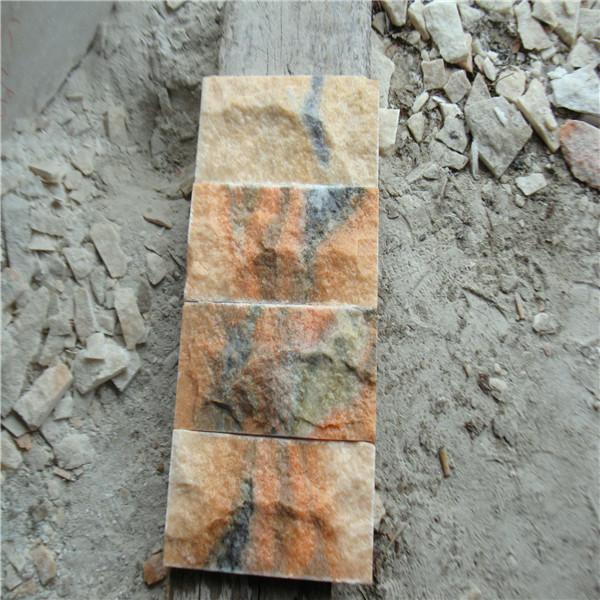 南阳红色内墙文化石供应 多了一份温柔的触感