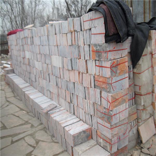 河南外墙砖是什么材料  当然是自然石材做成的外墙砖