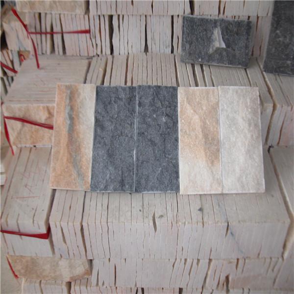 南阳文化墙石供应 给人一种朴实自然的亲近感