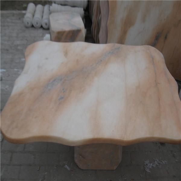 河南自然园林石桌产地