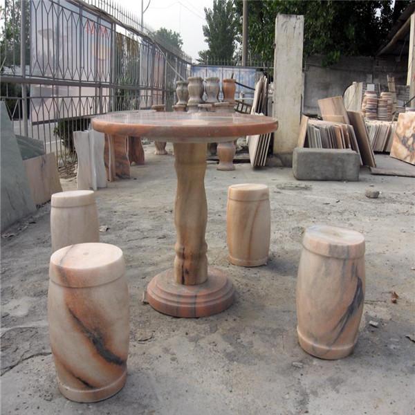 河南石桌石凳批发 量大优惠
