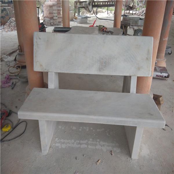 河南大理石石椅石凳供应