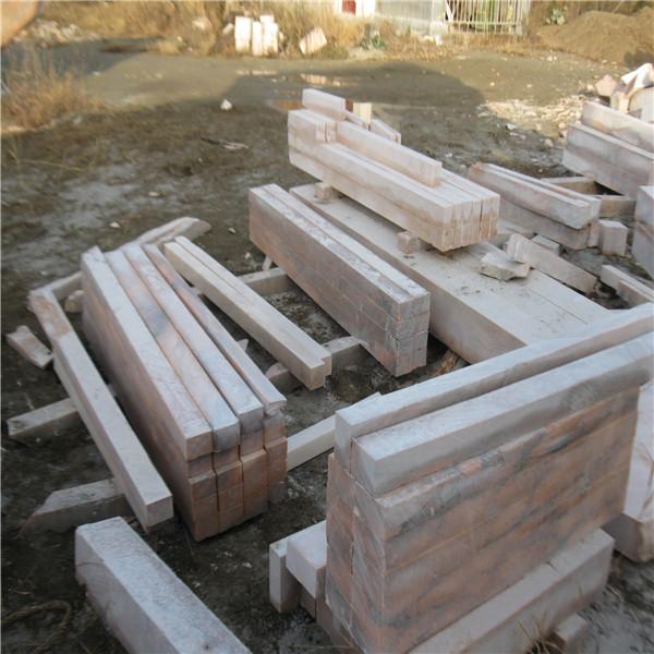 异型石材大理石 柱子批发  采用机械化来实现