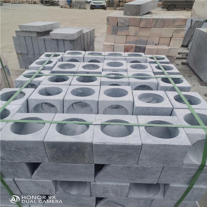 房屋排水石 石材地漏石 厂家批发