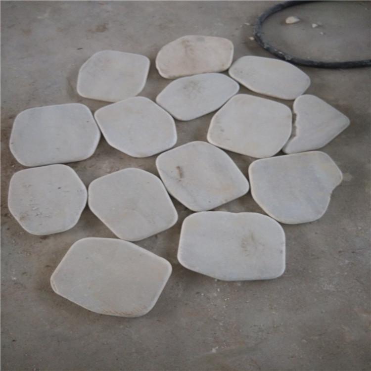 南阳白石子价格 用于园林铺设和别墅美化