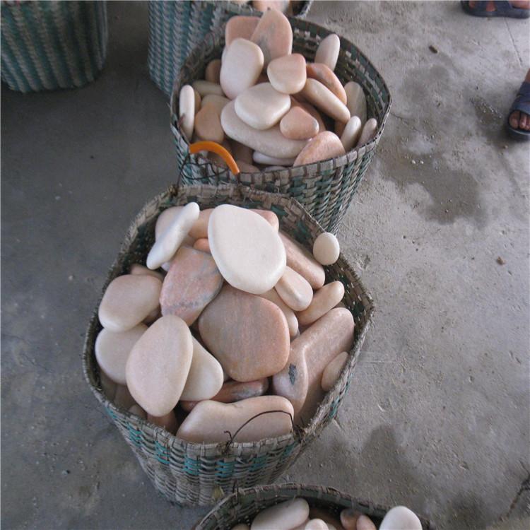 彩石地面  表达出一种自然形象的态度