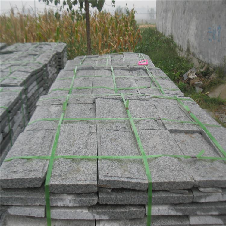 30*60蘑菇砖  花坛砖毛面 花岗岩蘑菇石外墙价格