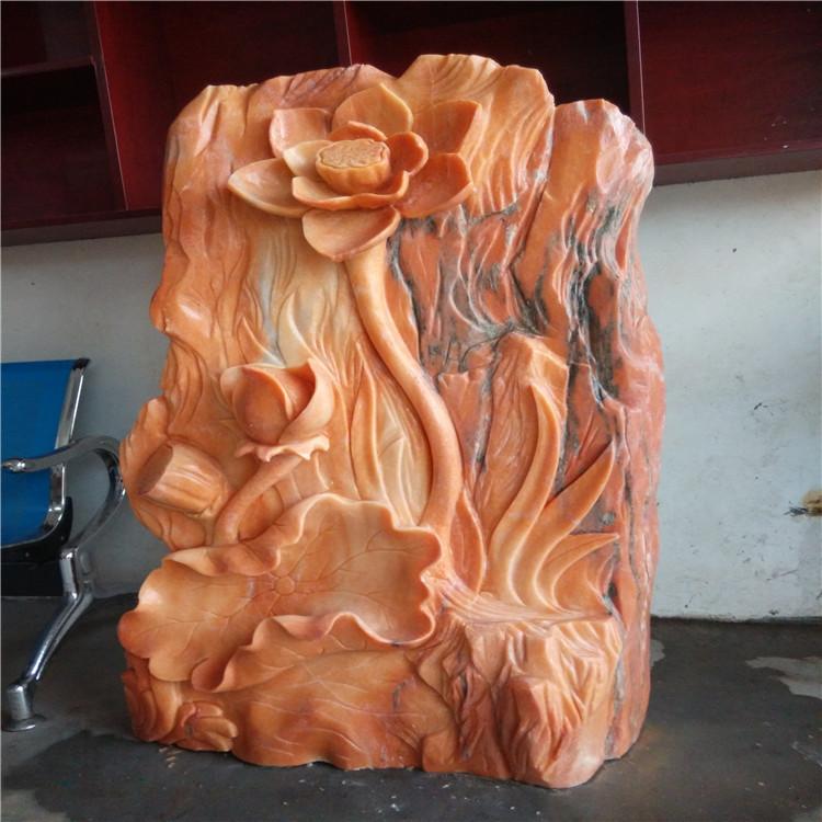 河南银河景观石雕,园林石材图片