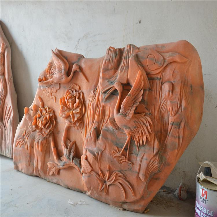 河南银河园林石雕.景观雕塑厂家 形成美好的艺术效应