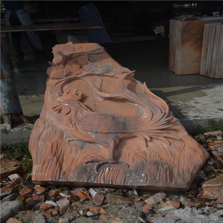 河南景观石奇石精雕.浮雕价格  适用于多种环境的装饰