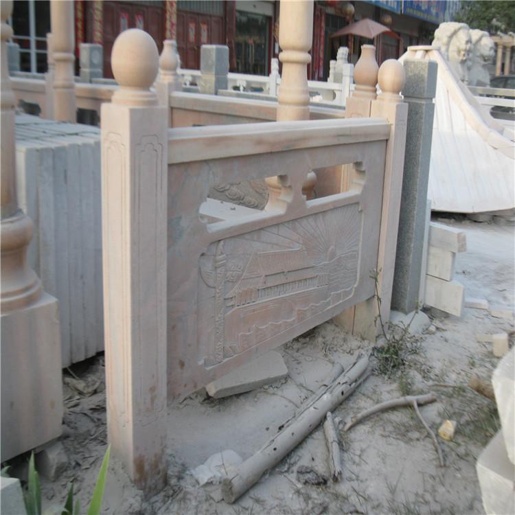 河南晚霞红栏板供应商 能装饰景观园林意境