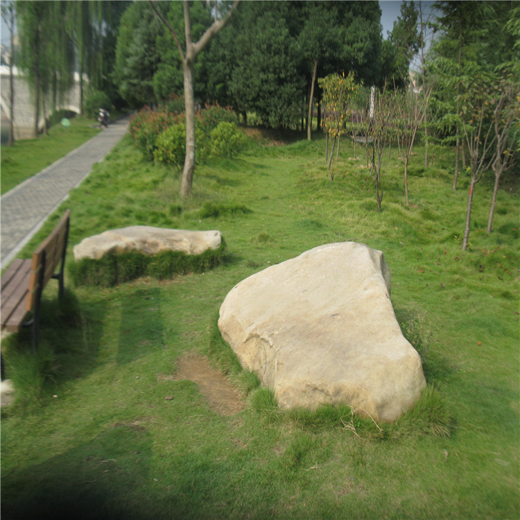 河南公园园林石批发