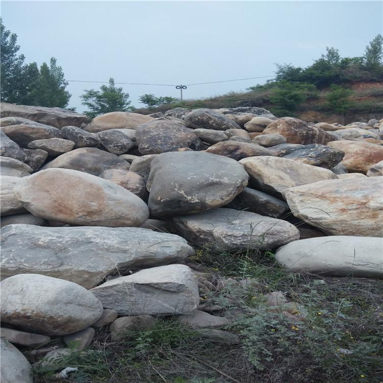 河南园林造景石 假山叠石批发
