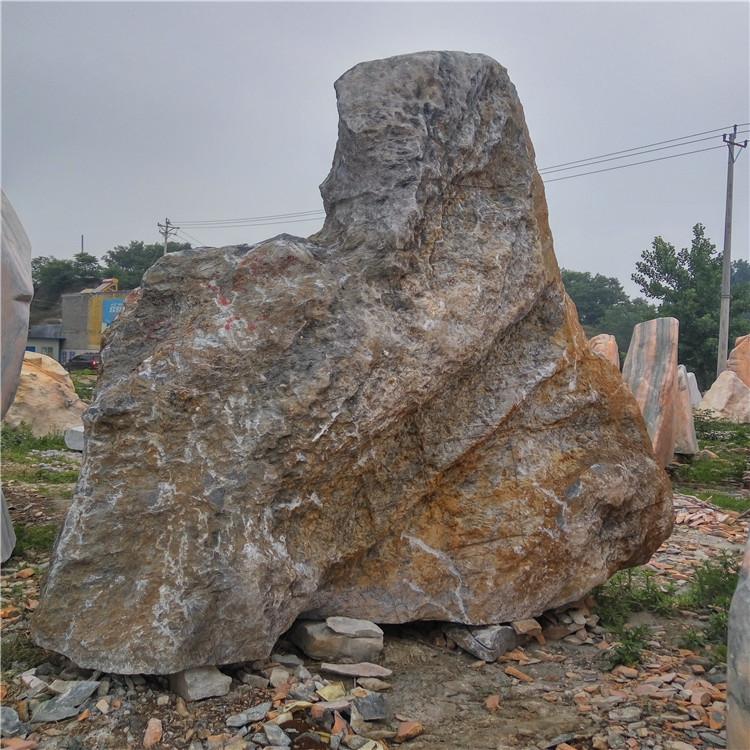 南召银河假山石料出售