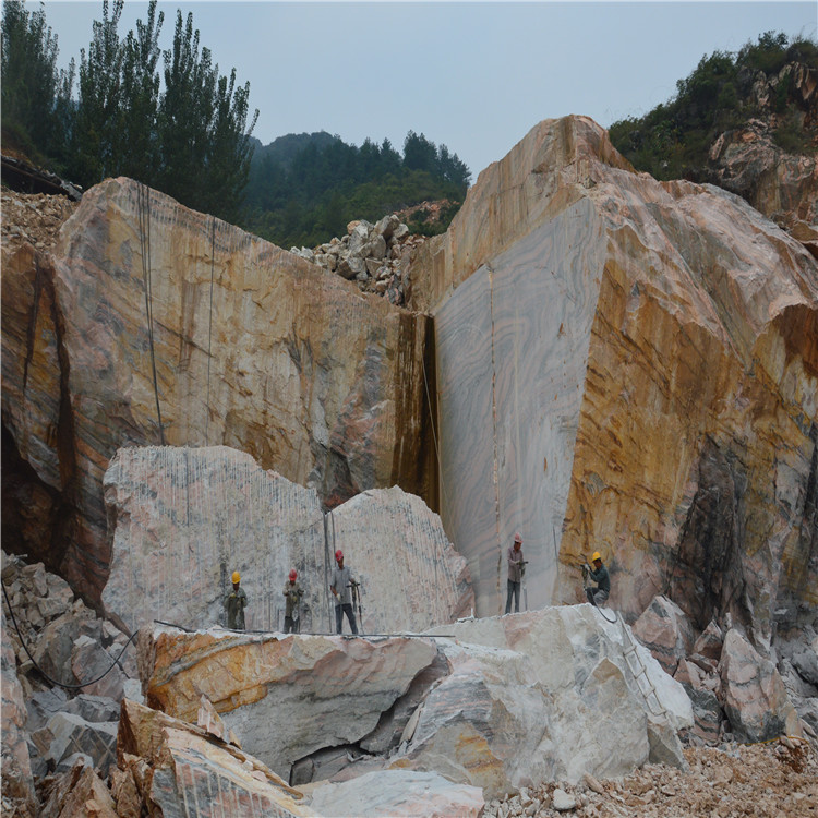 对于大理石荒料石 毛料石您了解多少?
