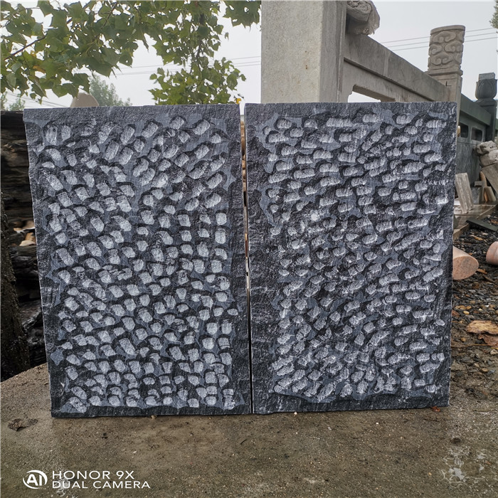 青石板菠萝面 菠萝板文化石 菠萝纹蘑菇石材供应