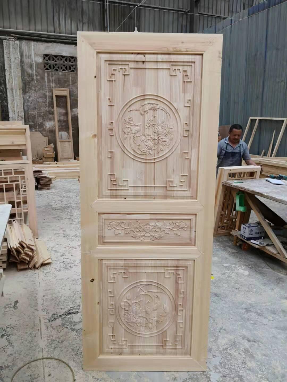 你喜欢的成都中式木门,原来在这里!