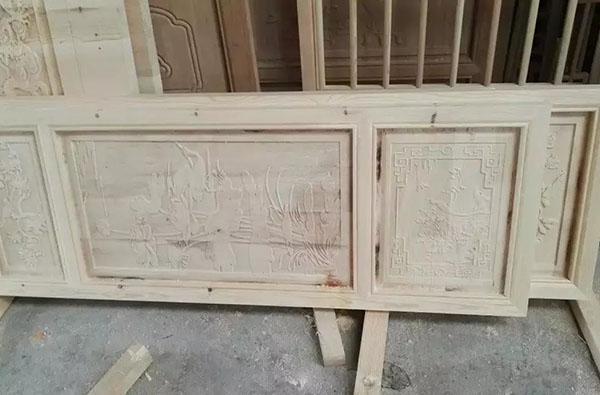 绵阳中式木门