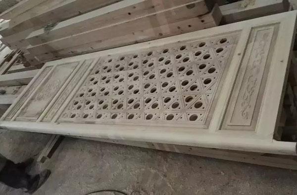 四川中式木门