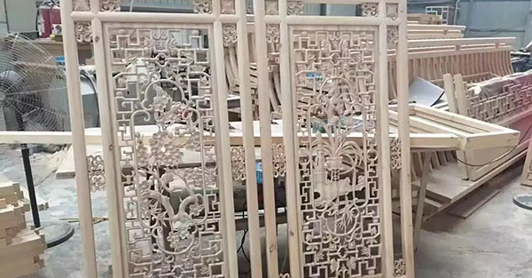 关于成都仿古花窗的产品应用介绍