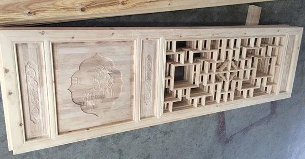 成都中式木门的涂装技术的关键