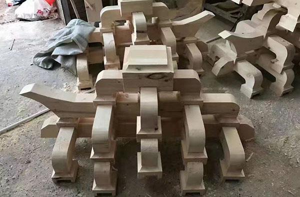 四川仿古木雕厂谈谈古建筑中斗栱的分类