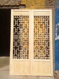 简述成都仿古门窗设计的三大要素