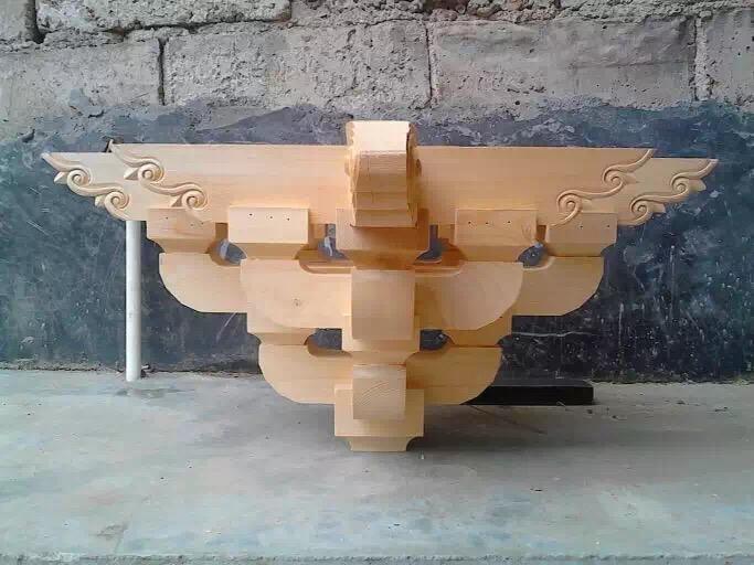 实木古建寺庙斗拱
