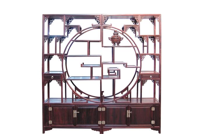 中式博古架厂家