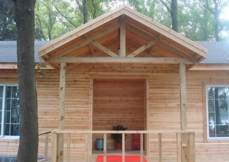 腾祥古建厂家说一说成都木构造房屋的抗震特点