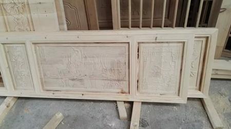 挑选成都中式木门的技巧与需要注意的八大木门缺陷