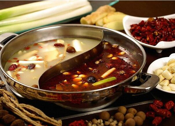 四川火锅食材加工的种类.